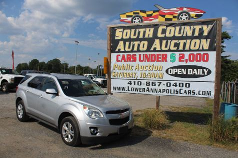 2012 Chevrolet Equinox LT w/2LT in Harwood, MD