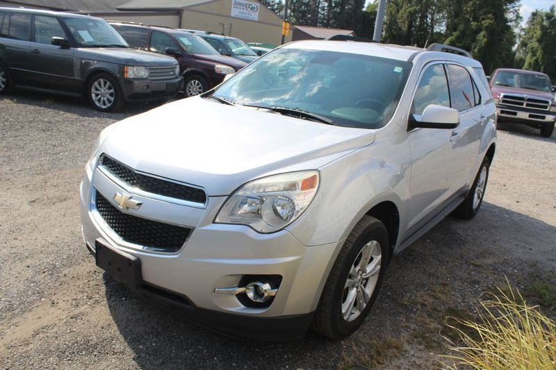 2012 Chevrolet Equinox LT w2LT  city MD  South County Public Auto Auction  in Harwood, MD