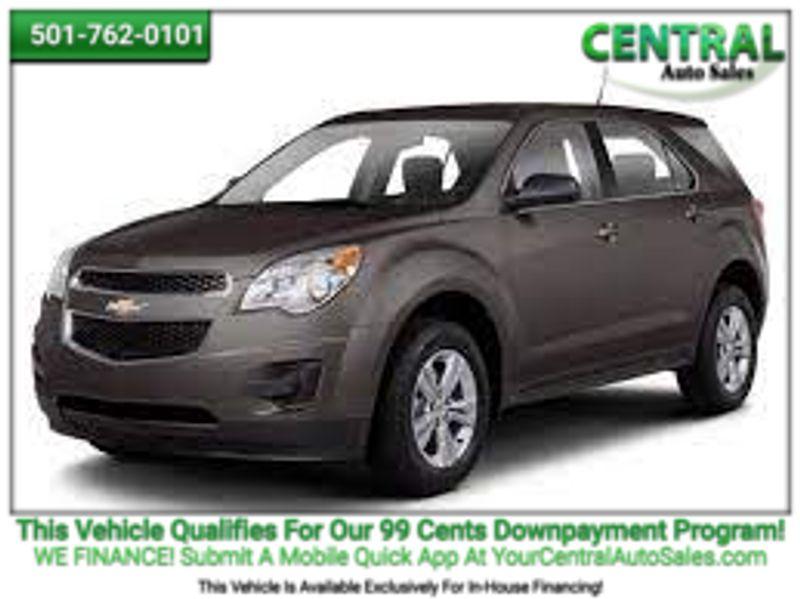 2012 Chevrolet Equinox LS | Hot Springs, AR | Central Auto Sales in Hot Springs AR