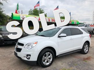 2012 Chevrolet Equinox LT w/2LT Houston, TX