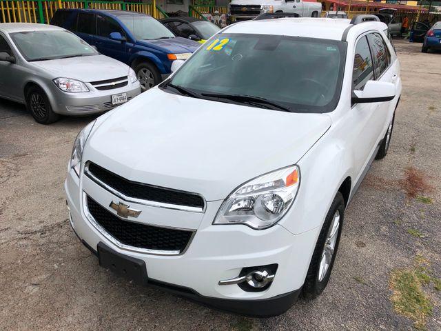 2012 Chevrolet Equinox LT w/2LT Houston, TX 1