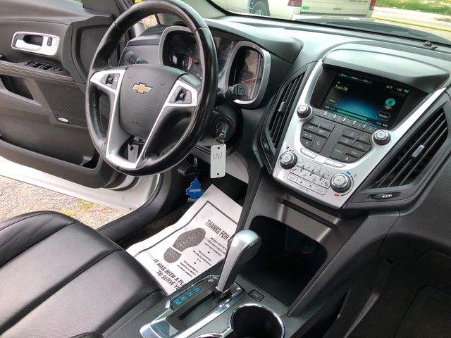 2012 Chevrolet Equinox LT w/2LT Houston, TX 13