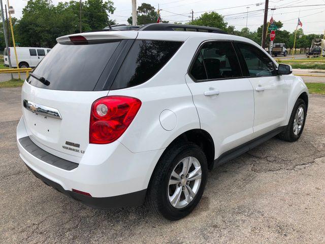 2012 Chevrolet Equinox LT w/2LT Houston, TX 3