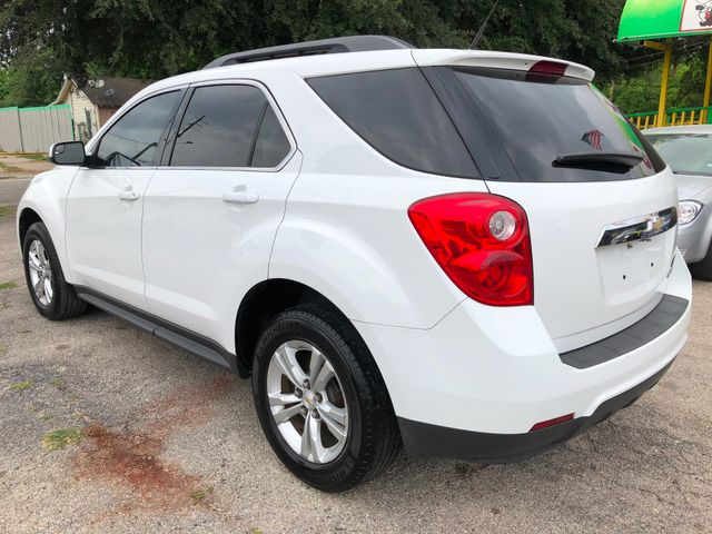 2012 Chevrolet Equinox LT w/2LT Houston, TX 5