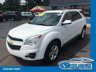 2012 Chevrolet Equinox LT AWD in Lapeer, MI 48446