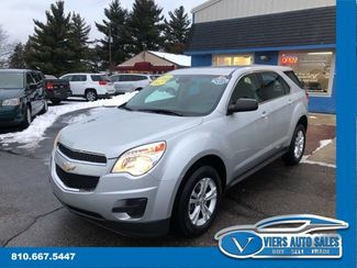 2012 Chevrolet Equinox LS in Lapeer, MI 48446