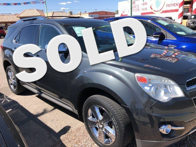 2012 Chevrolet Equinox LTZ CAR PROS AUTO CENTER (702) 405-9905 Las Vegas, Nevada