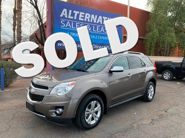 2012 Chevrolet Equinox LTZ 3 MONTH/3,000 MILE NATIONAL POWERTRAIN WARRANTY Mesa, Arizona