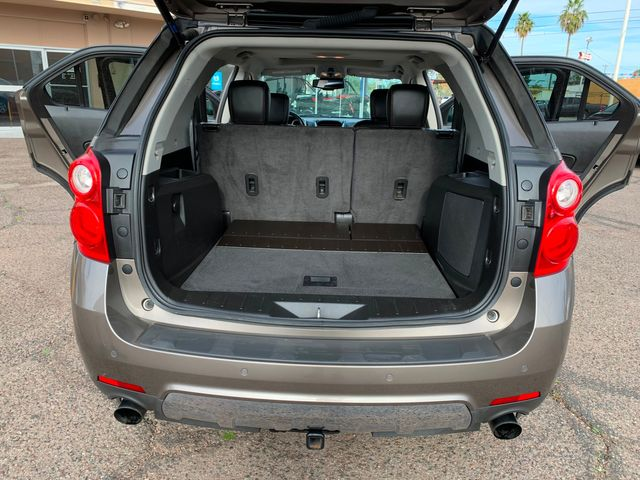 2012 Chevrolet Equinox LTZ 3 MONTH/3,000 MILE NATIONAL POWERTRAIN WARRANTY Mesa, Arizona 11