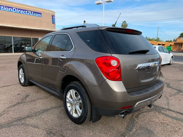 2012 Chevrolet Equinox LTZ 3 MONTH/3,000 MILE NATIONAL POWERTRAIN WARRANTY Mesa, Arizona 2