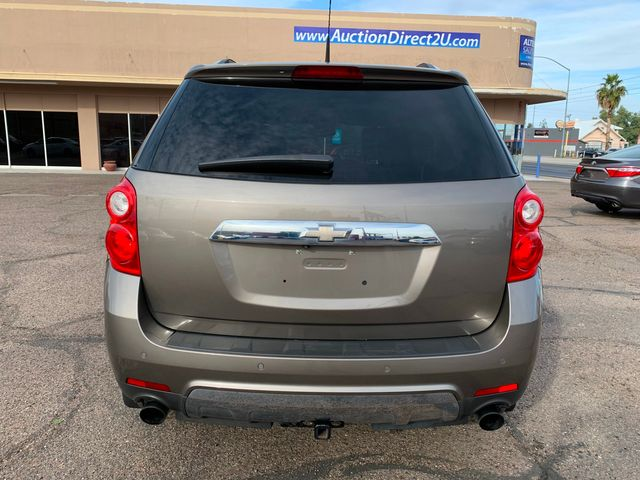 2012 Chevrolet Equinox LTZ 3 MONTH/3,000 MILE NATIONAL POWERTRAIN WARRANTY Mesa, Arizona 3