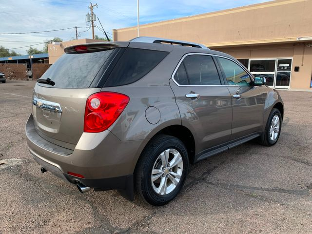 2012 Chevrolet Equinox LTZ 3 MONTH/3,000 MILE NATIONAL POWERTRAIN WARRANTY Mesa, Arizona 4