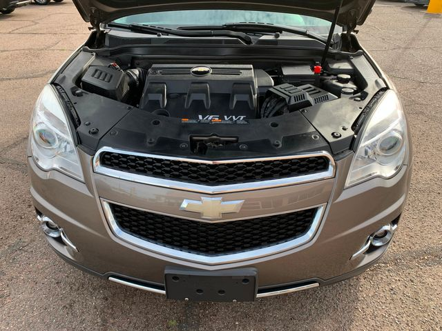 2012 Chevrolet Equinox LTZ 3 MONTH/3,000 MILE NATIONAL POWERTRAIN WARRANTY Mesa, Arizona 8