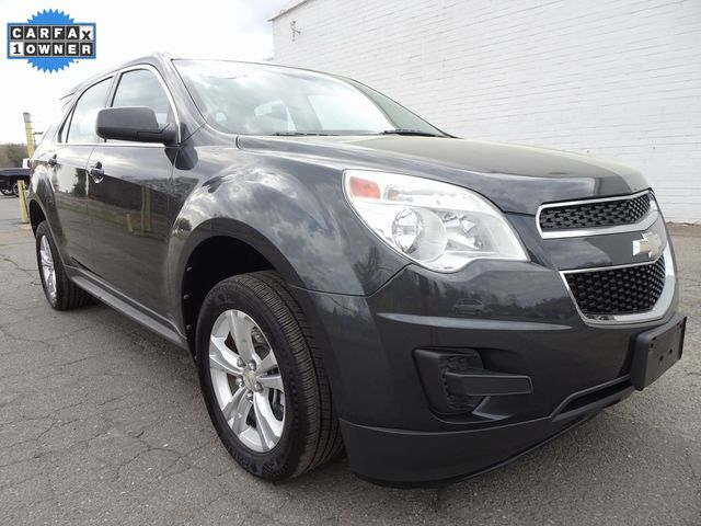 2012 Chevrolet Equinox LS Madison, NC 7