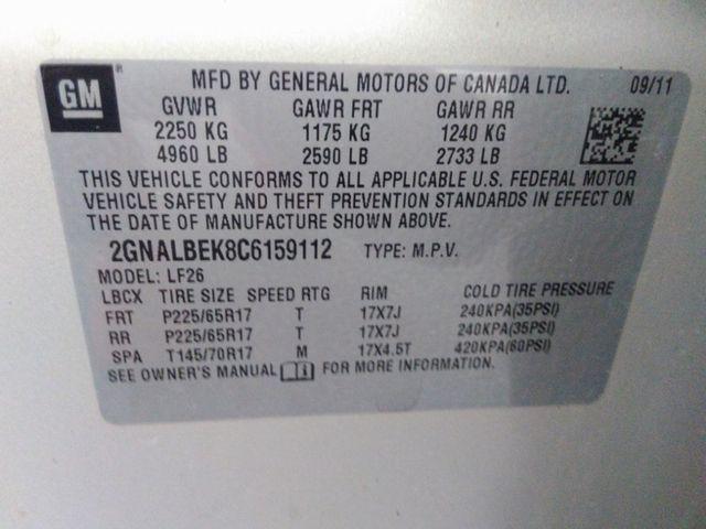 2012 Chevrolet Equinox LS Madison, NC 9