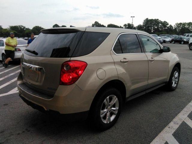 2012 Chevrolet Equinox LS Madison, NC 1