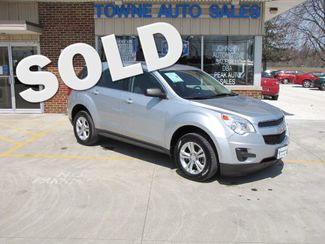 2012 Chevrolet Equinox LS | Medina, OH | Towne Cars in Ohio OH