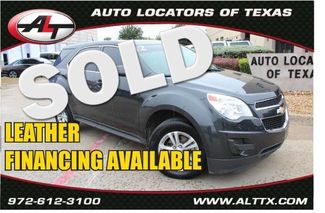 2012 Chevrolet Equinox LS | Plano, TX | Consign My Vehicle in  TX