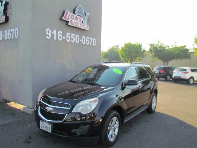 2012 Chevrolet Equinox LT w/1LT in Sacramento, CA 95825