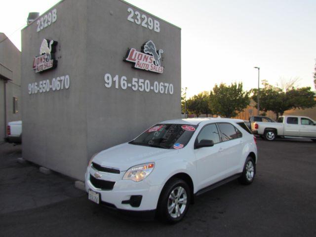 2012 Chevrolet Equinox LS in Sacramento, CA 95825