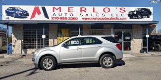 2012 Chevrolet Equinox LS in San Antonio, TX 78237