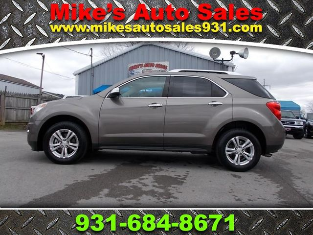 2012 Chevrolet Equinox LTZ Shelbyville, TN 1