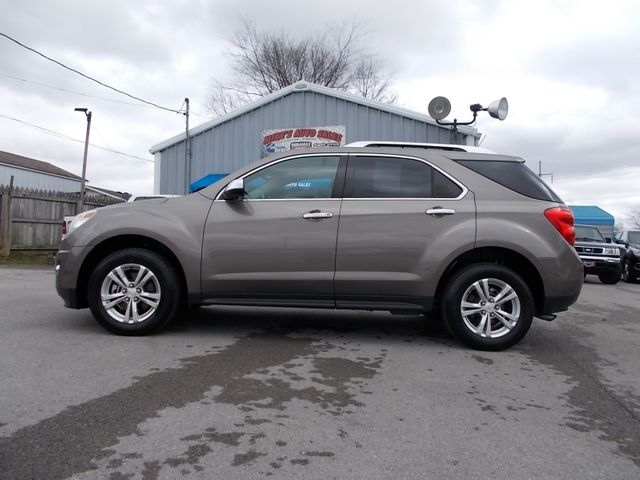2012 Chevrolet Equinox LTZ Shelbyville, TN 2