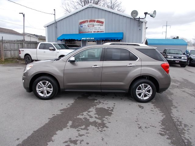 2012 Chevrolet Equinox LTZ Shelbyville, TN 3
