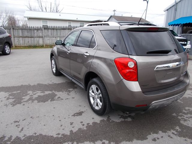 2012 Chevrolet Equinox LTZ Shelbyville, TN 4