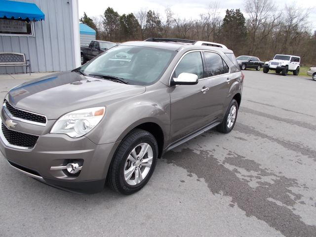 2012 Chevrolet Equinox LTZ Shelbyville, TN 5