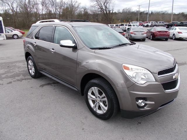 2012 Chevrolet Equinox LTZ Shelbyville, TN 7