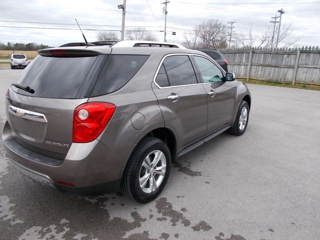 2012 Chevrolet Equinox LTZ Shelbyville, TN 9