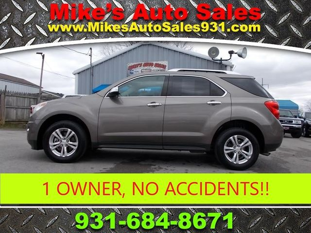 2012 Chevrolet Equinox LTZ Shelbyville, TN
