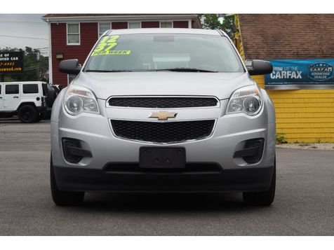 2012 Chevrolet Equinox LS | Whitman, Massachusetts | Martin's Pre-Owned in Whitman, Massachusetts