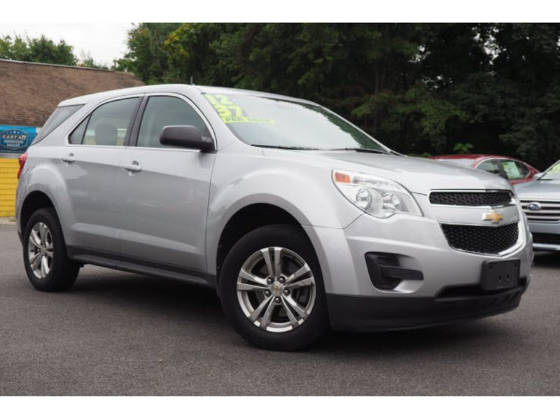 2012 Chevrolet Equinox LS | Whitman, Massachusetts | Martin's Pre-Owned
