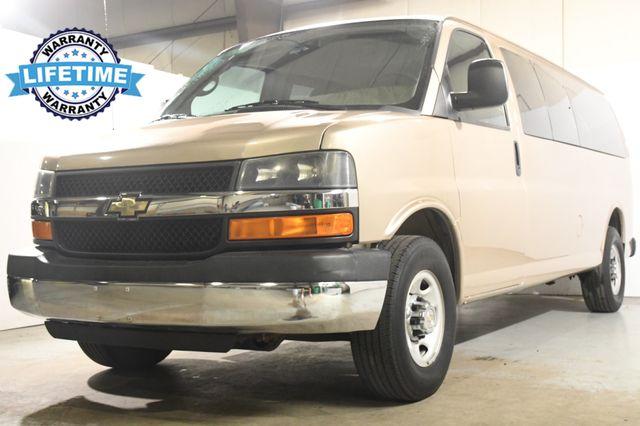 2012 Chevrolet Express 15 Passenger 1LT