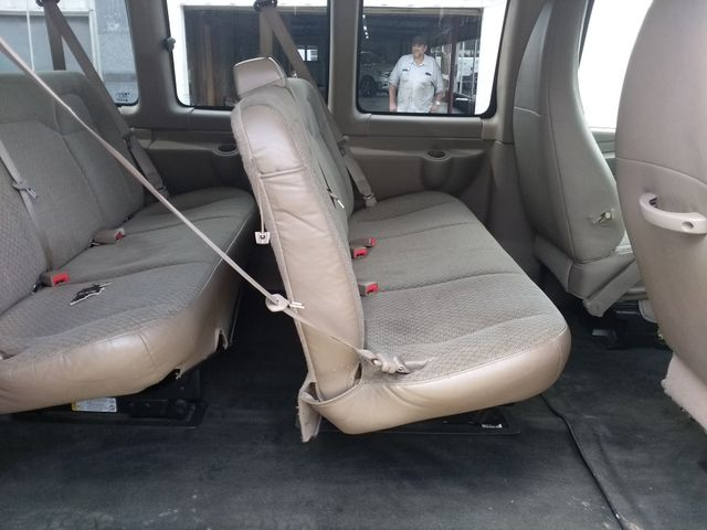 2012 Chevrolet Express 15 Passenger 1LT Houston, Mississippi 8