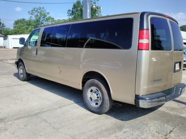 2012 Chevrolet Express 15 Passenger 1LT Houston, Mississippi 5