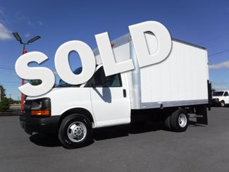 2012 Chevrolet Express 3500 12FT Box Truck with Lift Gate in Lancaster, PA PA