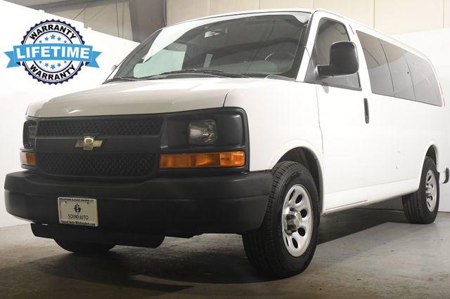 2012 Chevrolet Express 1LS