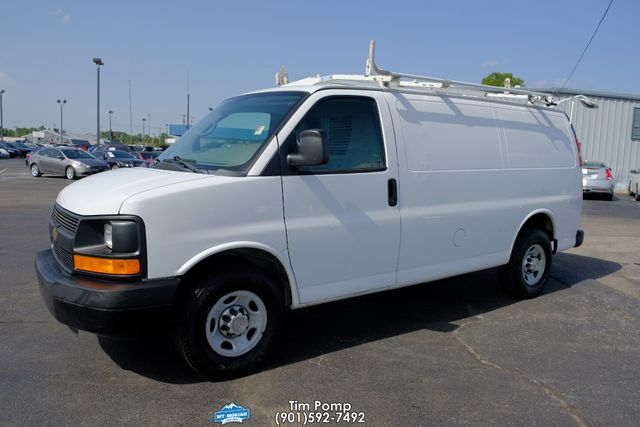 2012 Chevrolet Express Cargo Van 2500 1-OWNER, V8, PD, PW, CRUISE, SHELVES, LADDER RACK in Memphis, Tennessee 38115