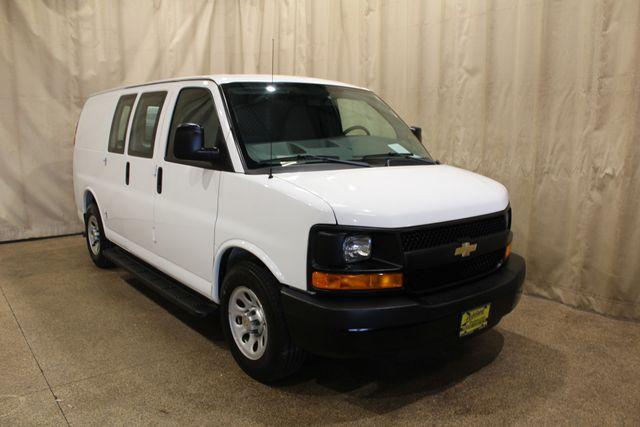 2012 Chevrolet Express Cargo Van awd awd