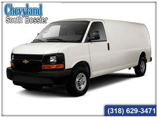 2012 Chevrolet Express Cargo Van in Bossier City, LA 71112