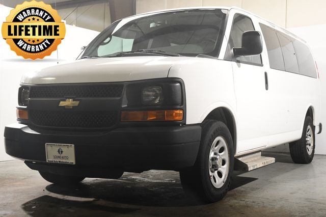 2012 Chevrolet Express Cargo Van in Branford, CT 06405
