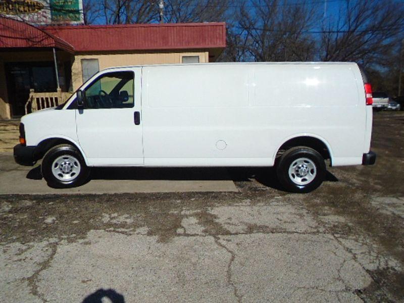 2012 Chevrolet Express Cargo Van e350 | Fort Worth, TX | Cornelius Motor Sales in Fort Worth TX