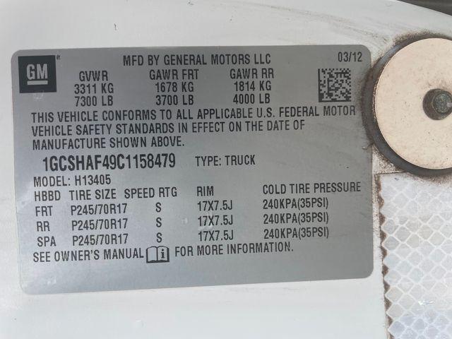 2012 Chevrolet Express Cargo Van Hoosick Falls, New York 7