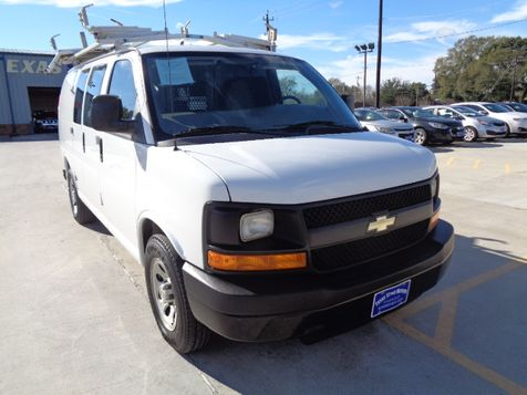 2012 Chevrolet Express Cargo Van 1500 in Houston