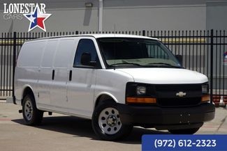 2012 Chevrolet Express Cargo Van 1500 Clean Carfax One Owner in Plano Texas, 75093