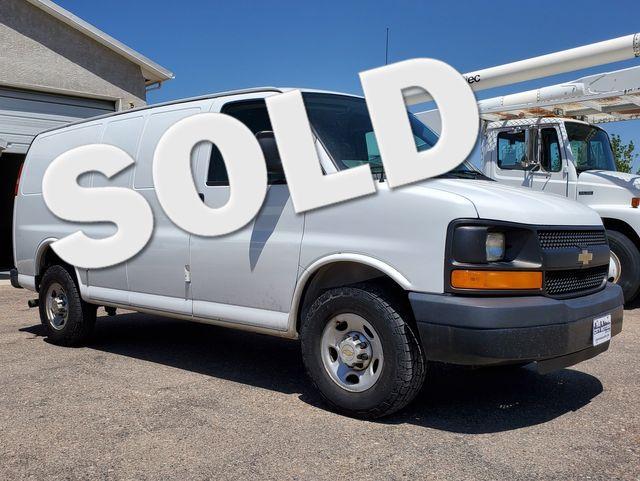 2012 Chevrolet Express Cargo Van Pueblo West, CO