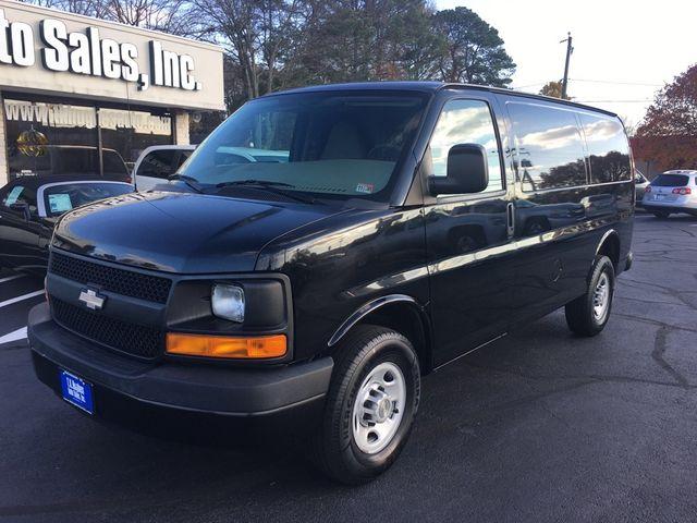 2012 Chevrolet Express Cargo Van in Richmond, VA, VA 23227